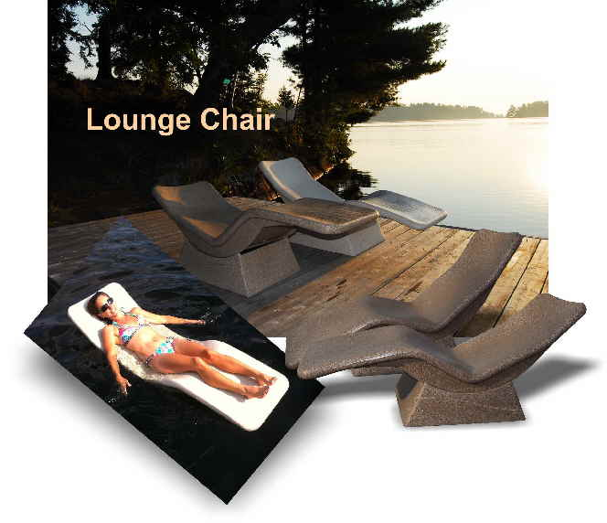 serenity lounge chair